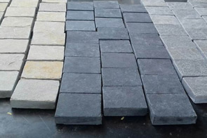Adoquines de piedra para piso
