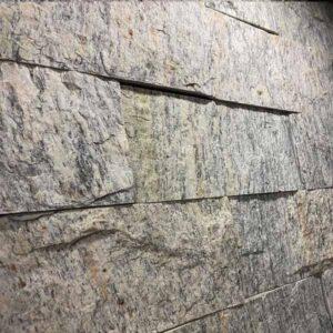 Muro de gneis miracema blanco