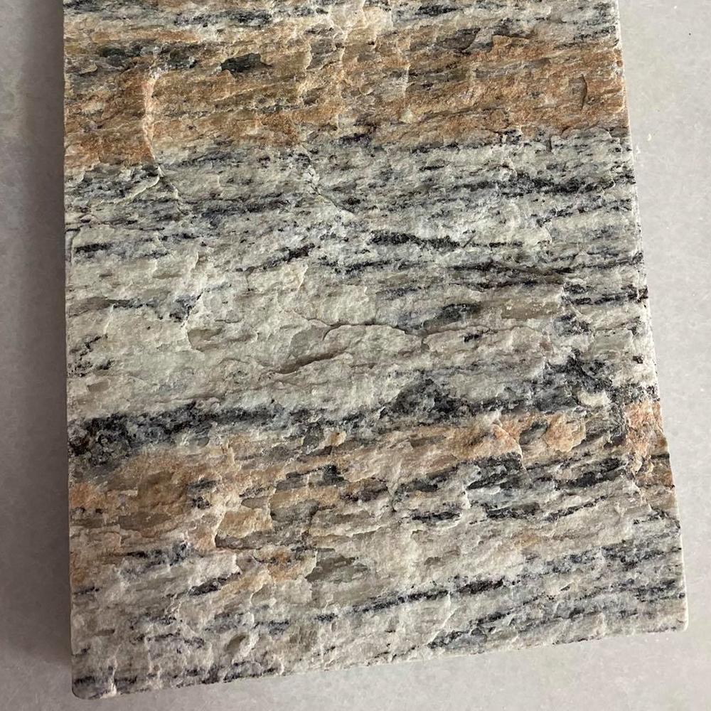 Palmeta de piedra gneis para revestimiento Miracema