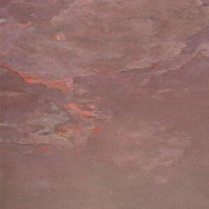Muestra lamina de piedra burdeo