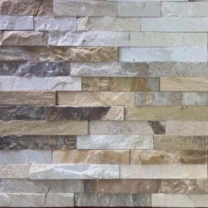 Muro con Taco Panel MintStone