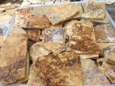 Piedra laja travertino rústico