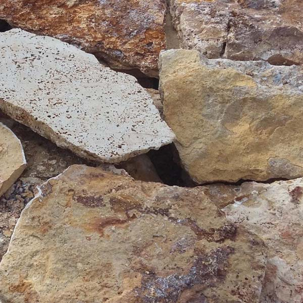 presentacion piedra laja travertino rústico